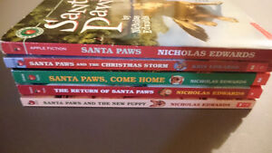 *BRAND NEW* Santa Paws Novel Series, Reading level 4 Kitchener / Waterloo Kitchener Area image 4