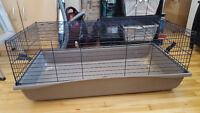 Grosse cage (Petit chien/Lapin/Furet/etc..)