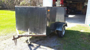 Custom Enclosed Cargo Trailer Kawartha Lakes Peterborough Area image 1