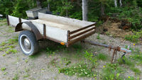 4' x 8' Trailer for sale