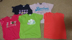 Girls SUMMER clothing ALL fits size 10