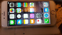 TO TRADE MY 1 month IPHONE 6  64 gig for iPhone 6 plus 16 gig