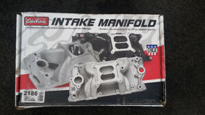 Edelbrock - #2191 440 low rise intake manifold dome Never Used