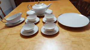 Winterling Bavarian China Set - Excellent Condition