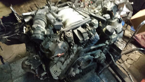 Mercedes E320 w210 '99  Engine/transmission