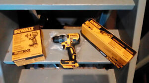 new dewalt 20v bruschless xr tools