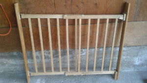 Child Gate All Parts Included
