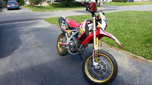 Honda Crf250l 2015 SUPERMOTARD!!