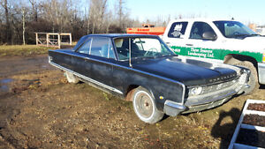 1966 Chrysler Windsor. Looking for interesting trades.