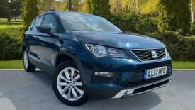 image for SEAT Ateca 1.4 EcoTSI SE DSG (Cruise Control)(Air Con) Auto Estate Petrol Automa