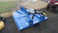 "MK Martin PULSAR Rough cut Mower 72"" Made in Canada"