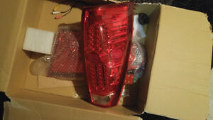 Led taillights for 2002 avalanche