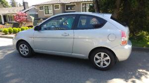 Hyundai Accent Hatchback 2008