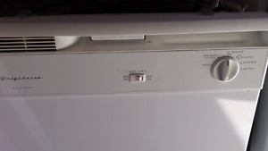 Frigidaire Air ultra quite dishwasher
