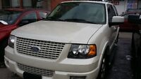 2006 FORD EXPEDITION LIMITED 4X4 LEATHER DVD