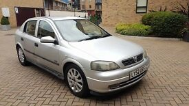 2003 Vauxhall Astra 1.6 Sri Manual With MOT