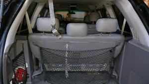2004 Honda Odyssey EX-L RES Leather Interior