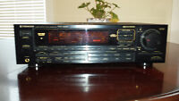 Tuner, 5 disc cd player and dvd recorder