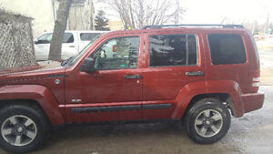 2008 Jeep Liberty North limited SUV, Crossover