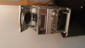 Selling my Sony desk top radio, tape player and Cd player withs