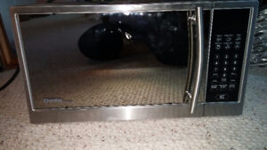 Microwave Stainless Steel