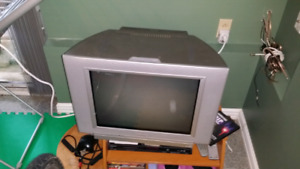 20 inch tube television