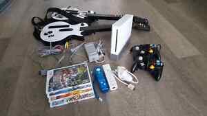 Wii Bundle, missing motion sensor  -  $200