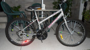 """SuperCycle 1500 Youth/Girl's Bike, 24"""" tires, 15-Speed"""