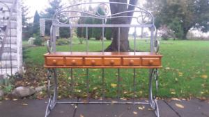 Storage bench $40 Or best offer