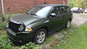2007 Jeep Compass Fwd SUV, Crossover