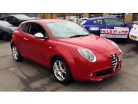 2013 Alfa Romeo MiTo 0.9 TB TwinAir 105 Distinctive Manual Petrol Hatchback