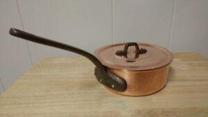Professional Copper Sauce Pan