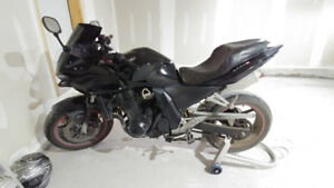Kawaski Z750S in perfect condition!