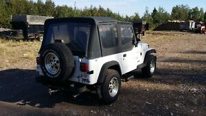 1994 Jeep 4x4 in excellent condition