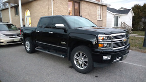 2014 Chevrolet Silverado, High Country