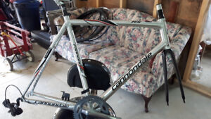 cannondale CAAD 9 frame