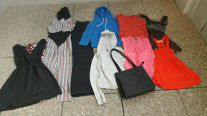 Women's clothing lot (xs)