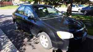 2005 KIA Spectra LX - Reliable car in great condition