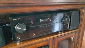 Polk Audio 5.1 Speakers & Pioneer Receiver