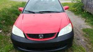 2004 Civic Si