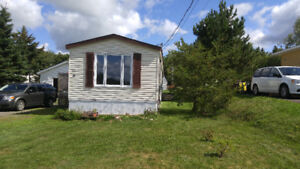 Mini home for sale on own land