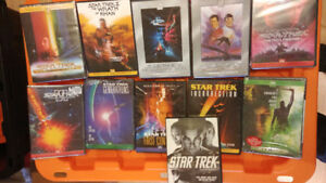 Star Trek Movies 1-10 + Star Trek 11 (Chris  Pine)