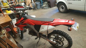 Street legal dirt bike - excellent condition