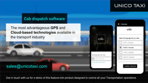 Cab Dispatch Software