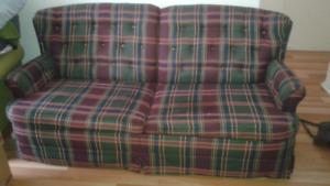 Canapé - lit à vendre