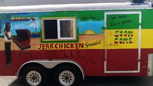 LOOKING FOR A PLACE TO PARK MY FOOD TRUCK