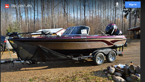 2015 yarcraft 209 with only 42 hours