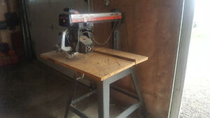 Craftsman Contractor Radial Arm Saw