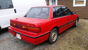 1990 civic sedan LX