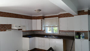 Fully rented waterfront appartment for Rent . QUICK OCCUPANCY!!